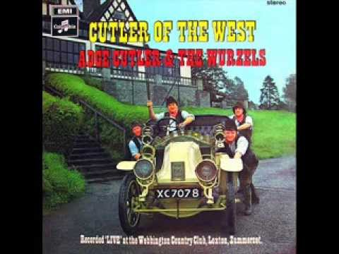 Adge Cutler & The Wurzels - The Marrow Song