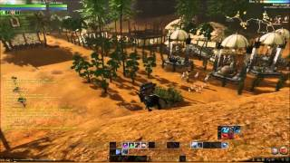 Archeage - Construction d'une ferme