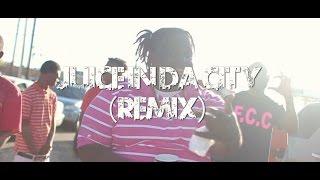 """""""Juice In Da City"""" Remix - Big Homie Zoe Ft. Tee Savage & K Lee (Official Music Video)"""