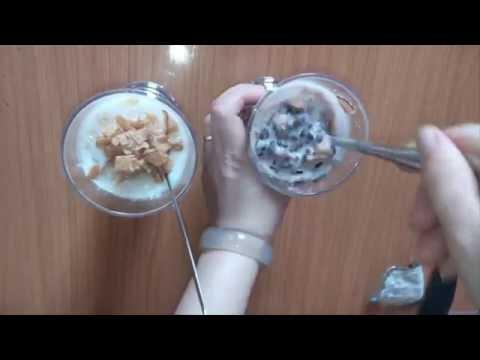 Hướng dẫn cách làm sữa chua nếp cẩm ngon_How to make black sticky rice yogurt?