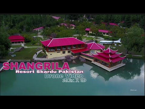Shangrila Resort Skardu Pakistan 2019 HD Video With Drone Best|vlog