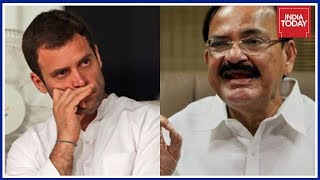 Venkaiah Naidu Hits Back At Congress Attack Over Rejecting CJI Impeachment Motion