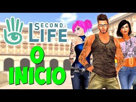 PRIMEIRA VEZ NO SECOND LIFE     Gameplay