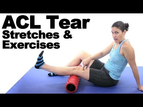 ACL Tear Stretches & Exercises Ask Doctor Jo