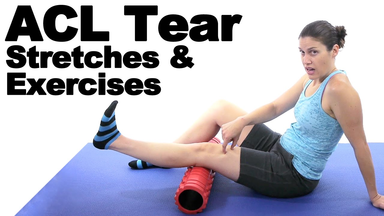 Download ACL Tear Stretches & Exercises - Ask Doctor Jo