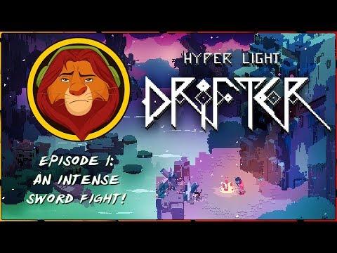AN INTENSE SWORD FIGHT! | Hyper Light Drifter | Ep.1 | 1080p 60fps