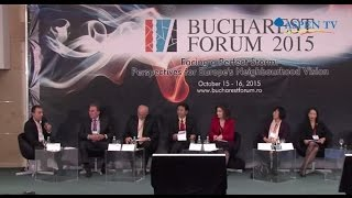 Economic and Security Challenges in Asia and their Impact in Eurasia - Bucharest Forum 2015