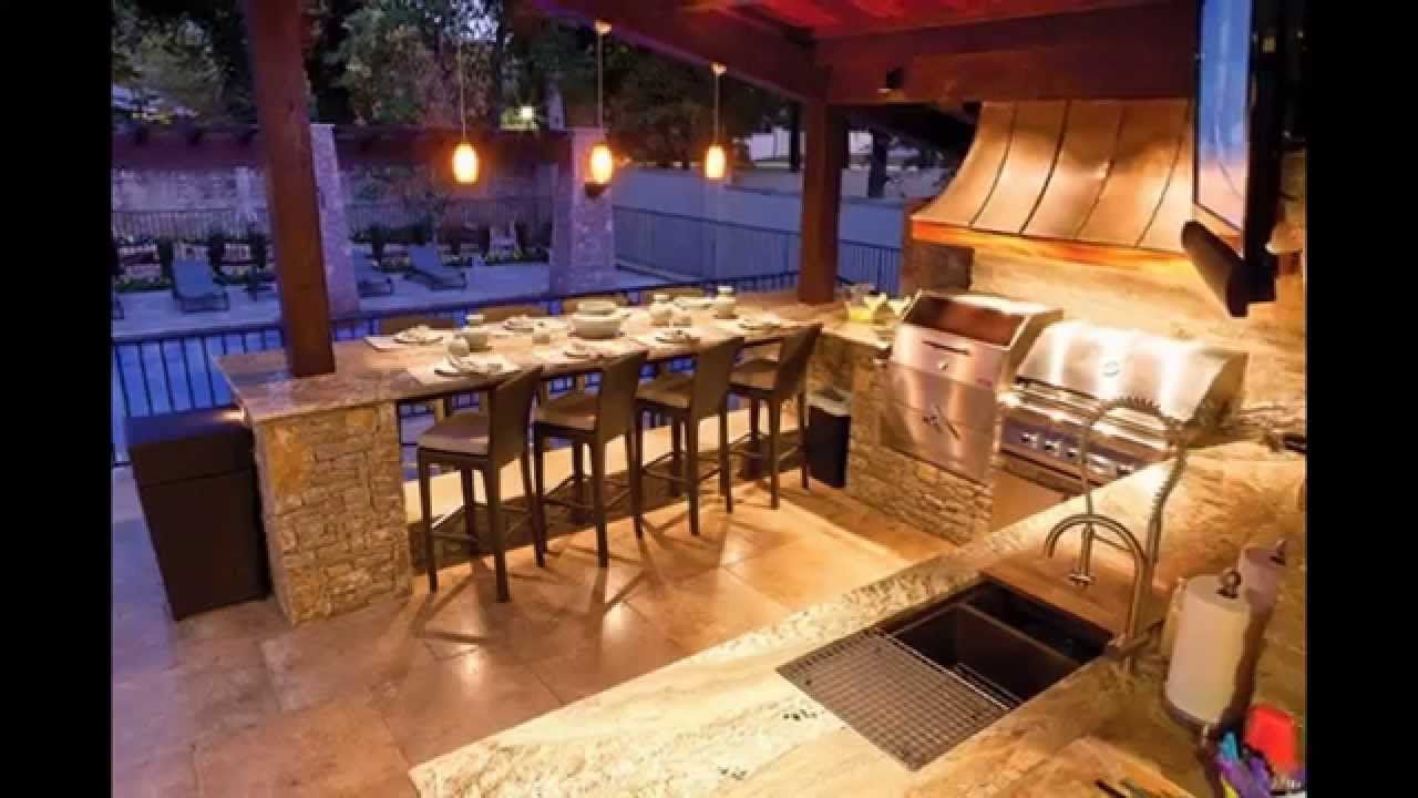Etonnant The Ultimate Outdoor Kitchen By Optea Referencement.com