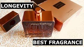 amber gold euphoria men Calvin Klein Unboxing