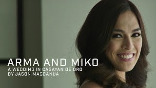 Arma and Miko: A Wedding at San Lorenzo Ruiz Church, CDO