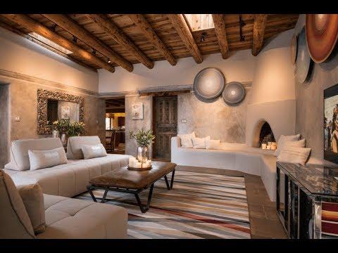 50 + Southwestern home living room decor ideas 2020