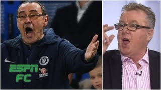 Is Sarri destined to be sacked after Chelsea vs. Manchester United FA Cup loss? | Premier League