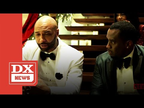 Download Youtube: All Signs Are Pointing Towards Joe Budden Joining Diddy's Revolt TV