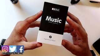 Unboxing BENJIE 1.5 inches 16gb MP3 FM Bluetooth Touch Screen Player |SIEPONLINE|