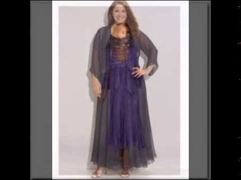Plus Size Mother Of The Bride Dresses Under 100 - YouTube