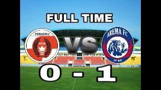 Perseru serui vs Arema Fc Full All Highlight dan Goal 06/06/2018