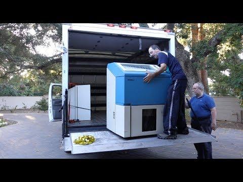 IBM Mainframe Peripherals Hauling Expedition