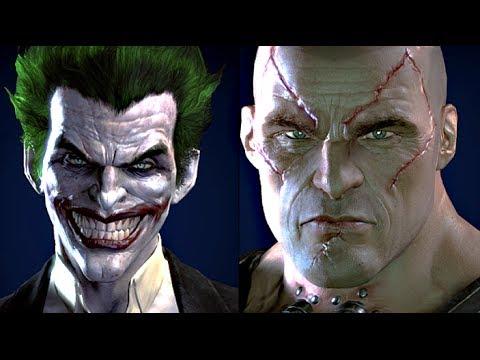 batman vs joker amp bane ending final boss fight end