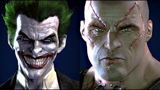 BATMAN Vs. JOKER & BANE Ending Final Boss Fight END - Batman Arkham Origins