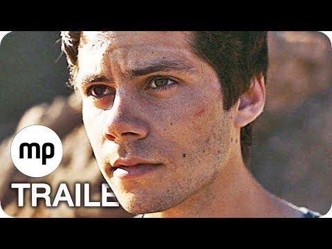 Maze Runner 3 Film Clip & Trailer German Deutsch Exklusiv (2018) Die Auserwählten in der Todeszone