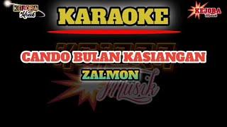 Bulan kasiangan-Zalmon(karaoke+Lirik)Versi KN7000