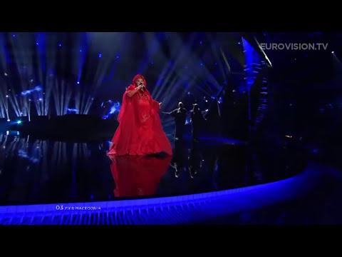 Esma & Lozano - Pred Da Se Razdeni (F.Y.R. Macedonia) - LIVE - 2013 Semi-Final (2)