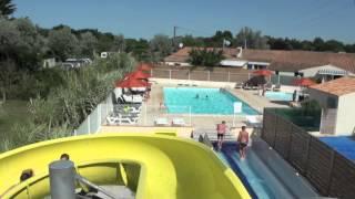 Camping Aqua 3 Masses - piscine du camping 2013 - St-Pierre d'Oléron - Charente Maritime