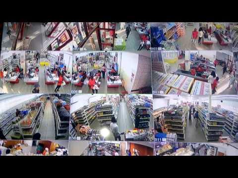 CCTV job AHD camera