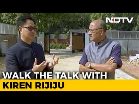Army Chief's Comment On Kashmir Misinterpreted: Kiren Rijiju