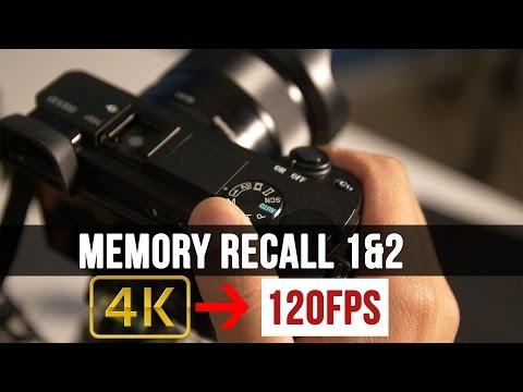 Sony a6300 Tutorial: