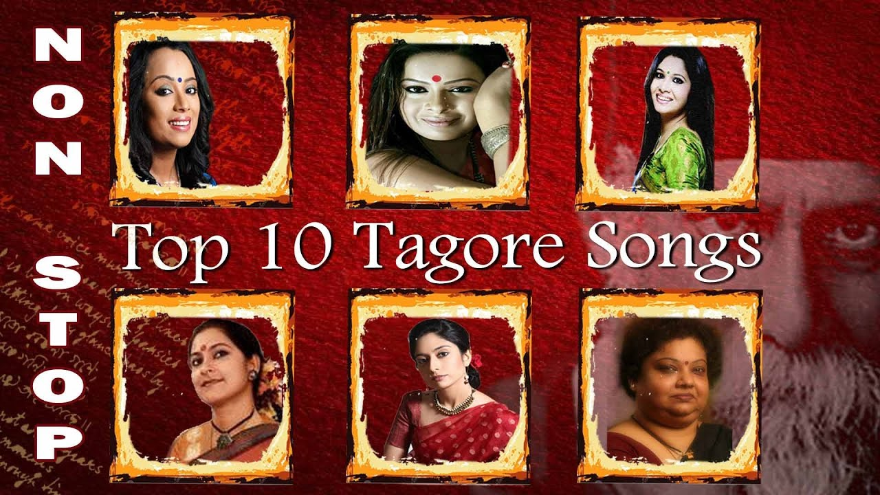 Top 10 Rabindrasangeet Back to Back | Iman, Amrita, Debangana, Kamalini, Mita & Srabani Sen