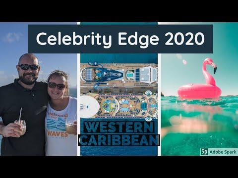Celebrity Edge Cruise Western Caribbean - Costa Maya Chacchoben Ruins - Sky Suite - Eden - Retreat