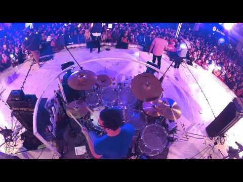 Handy Salim Drum Cam (Opening-Jatuh Cinta, Sammy Simorangkir)