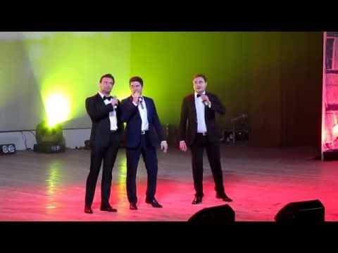 """""""St. Petersburg baritones """"Funiculi funicula"""""""