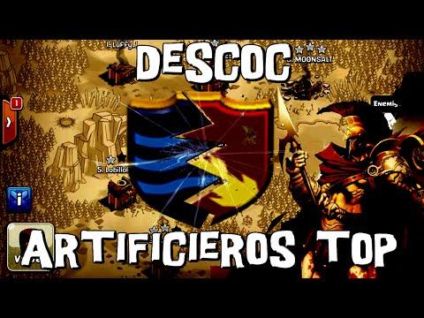 Derrota aplas frente Artificieros TOP | Martes Bélico #14 | Descubriendo Clash ...