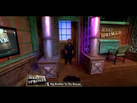 Big Brother Saves The Day (The Jerry Springer Show)