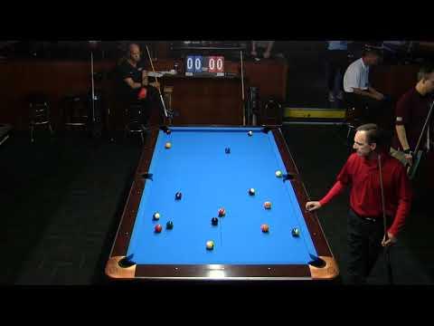 Rolando Aravana VS  Larry Nicholson 2017 APA US Amateur Championships