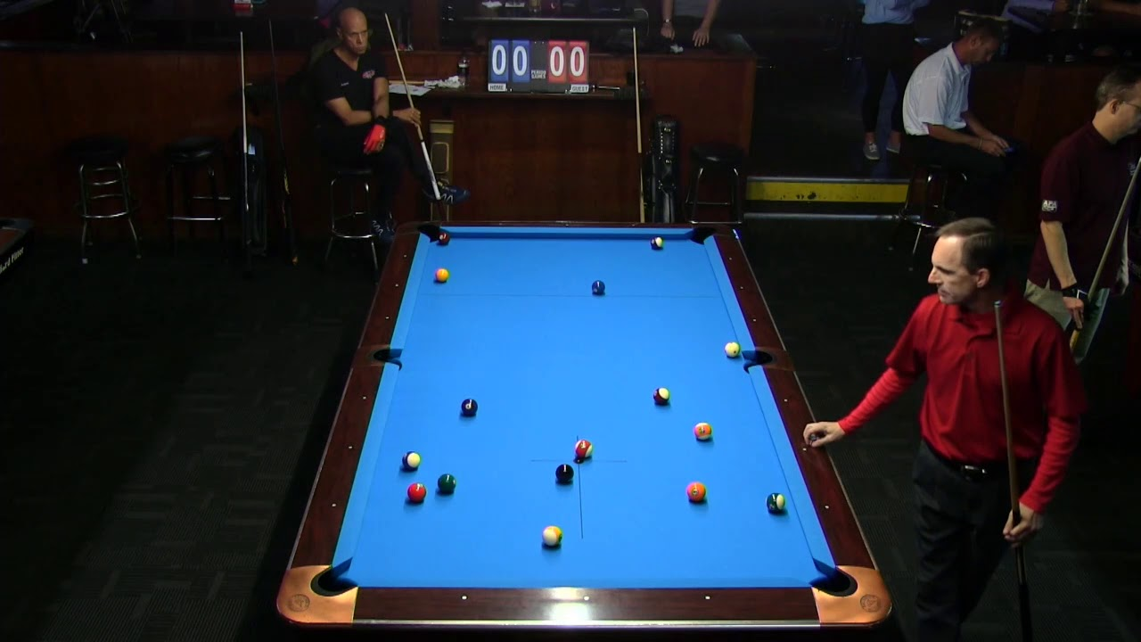 2018 us amateur billiards championship