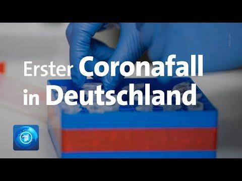 Coronavirus Erstmals In Deutschland Nachgewiesen