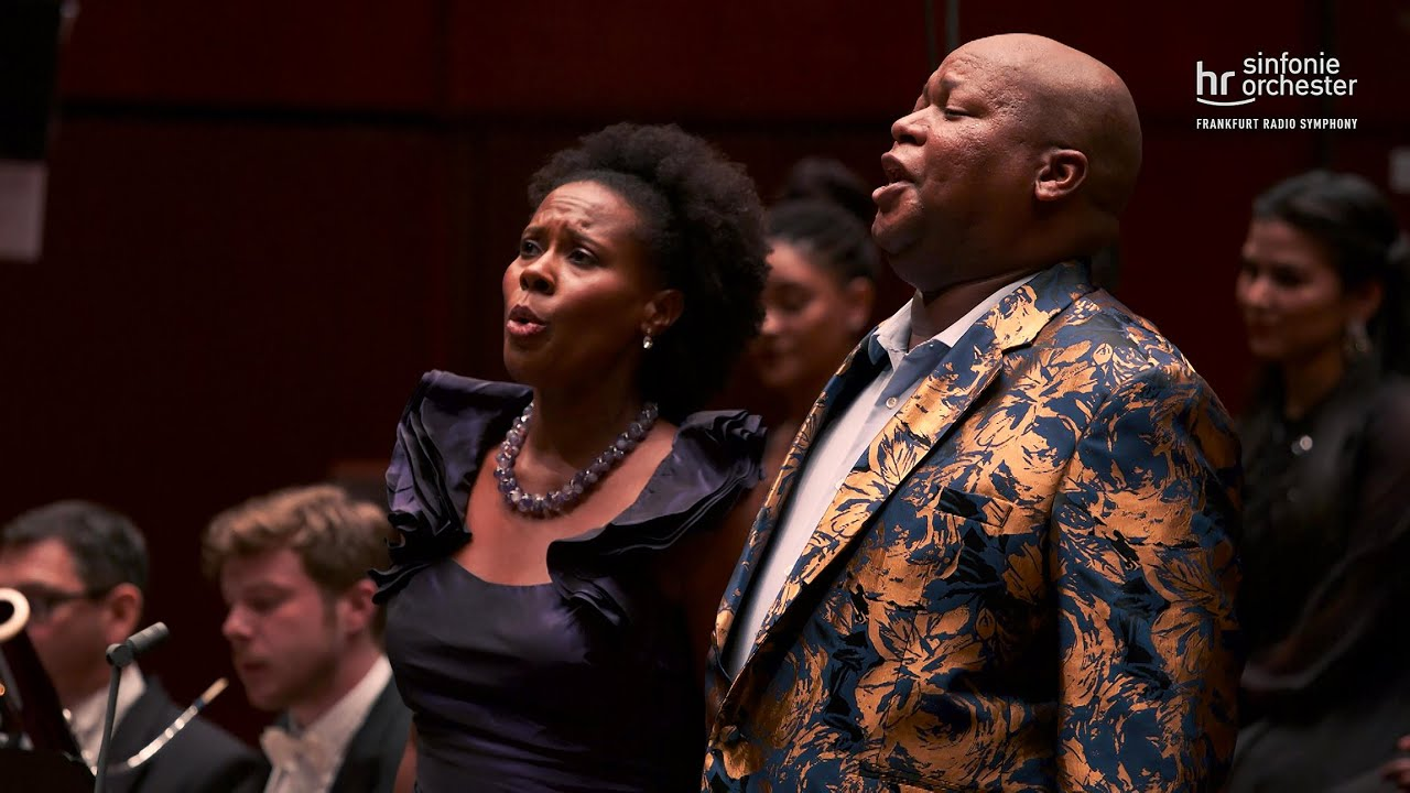 Gershwin: Porgy and Bess (Excerpts) ∙ hr-Sinfonieorchester ∙ Cape Town Opera Chorus ∙ Orozco-Estrada