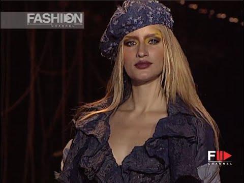 MARIELLA BURANI Full Show Spring Summer 2006 Milan by Fashion Channel