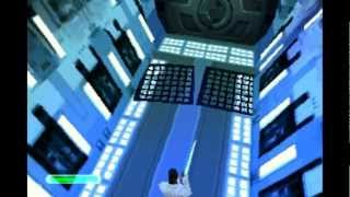 Star Wars Episode I: The Phantom Menace - PS1 Gameplay (Level 1)