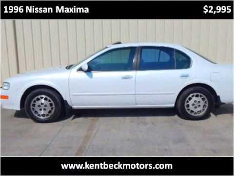 1996 nissan maxima used cars abilene tx youtube for Kent beck motors abilene