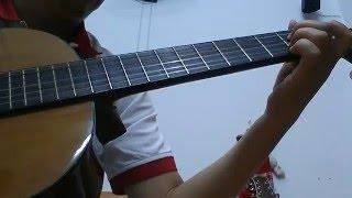 Mua thu cho em -Guitar solo - Demo