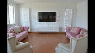 Kayaşehir 4+1 daire dekorasyon