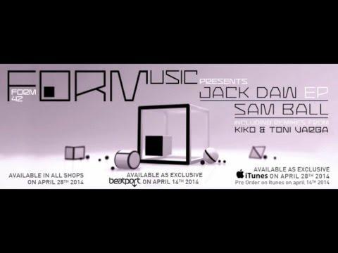 Sam Ball - jack daw  - (Original Mix)