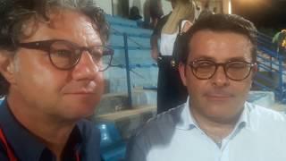 BISCEGLIE FOGGIA Intervista ai Presidenti Canonico e Fares