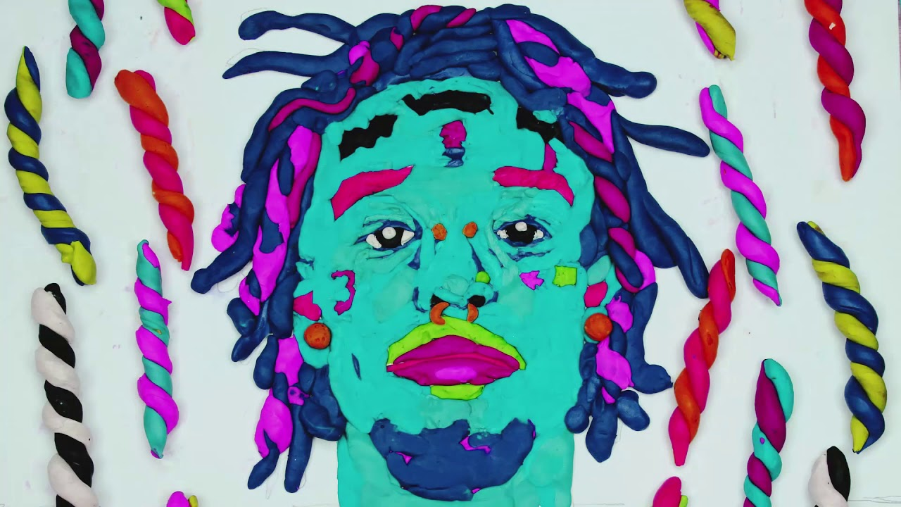 Download Lil Uzi Vert - The Way Life Goes [Official Visualizer]