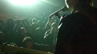 Jared Leto (30 Seconds To Mars) Hurricane/Revenge Acoustic @ Palasharp Milano 22/03/2010
