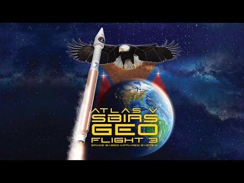 First Attempt (Jan. 19): Atlas V SBIRS GEO Flight 3 Launch (Scrubbed)
